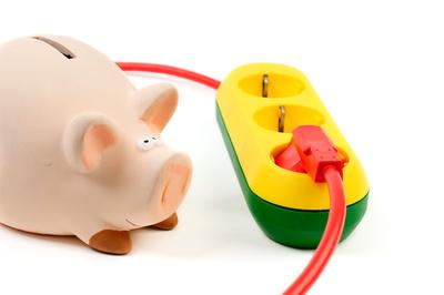 Sparen durch Stromanbieterwechsel